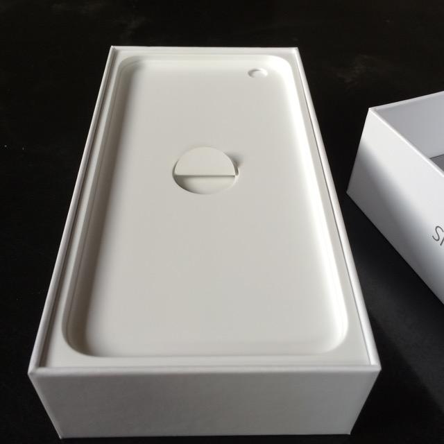 iPhone 6s Plus 開封の儀2