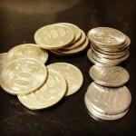 500円玉&100円玉貯金