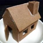 お菓子の家の骨組み